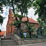 Kierunek Ruciane Nida: Ukta zabytkowy kościół